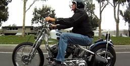 1956 Harley-Davidson Chopper