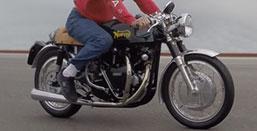 Norvin Cafe Racer
