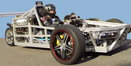 Garage Built Trike