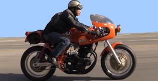 1975 Laverda Cafe Racer SF2 SFC